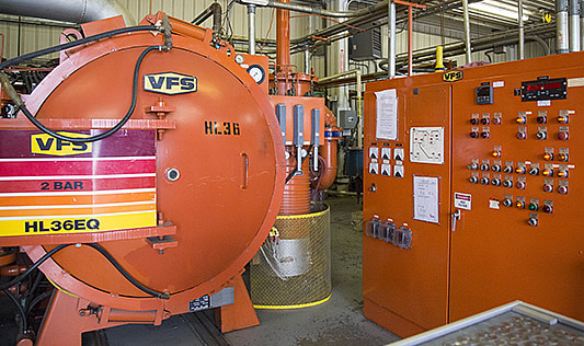 Vacuum Heat Treat Furnace