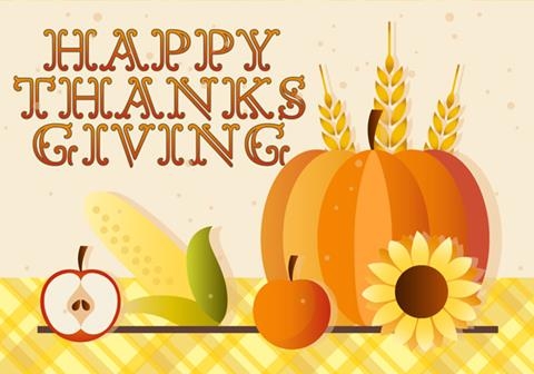 Applied Thermal Technologies Happy Thanksgiving
